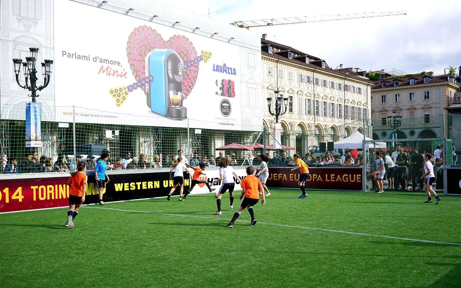 Soccer Tournament on UEFA Grassroots Day